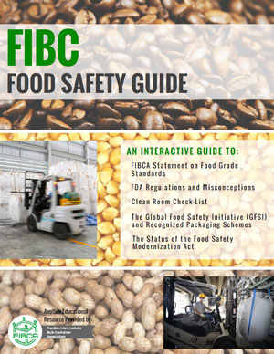 FIBC Food Safety Guide Cover