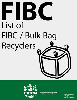 Recyclers List Cover