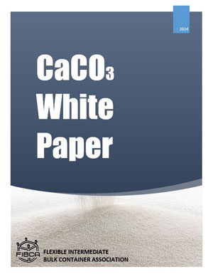 Calcium Carbonate Additives White Paper