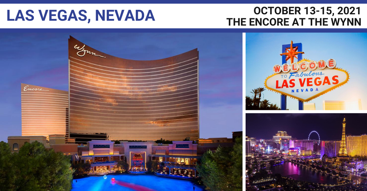 October 2021 - Las Vegas